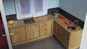 fabriquer une cuisine pour maison de