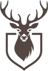 Custom Deer Antler Stickers Decals Car Stickers
