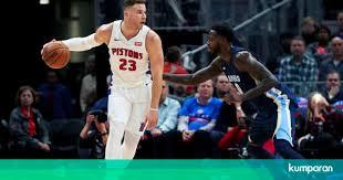 Ada Griffin dan Drummond yang Nyetel di Balik Pulihnya Detroit Pistons -  kumparan.com