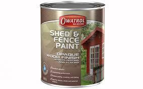 Inspirational Grey Fence Paint Promain