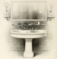 20 elegant antique bathrooms from the