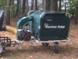 cyclone rake lawn vacuum 800 tools