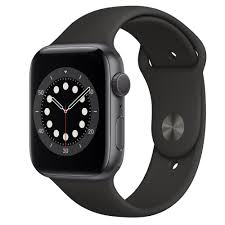 Apple Watch Series 6 GPS, 44mm Space ...