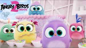 Happy Mother's Day from The Angry Birds Movie 2 Hatchlings