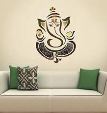 Colourful Ganesha Wall Sticker Home Decor Vinyl Decal Wall Poster 9780898754933 Ebay