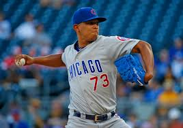 Cubs: Pitcher Adbert Alzolay creates mobile-mound for workouts