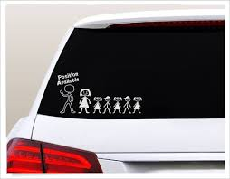 Single Mom Car Decal Position Open Window Sticker Funny Etsy