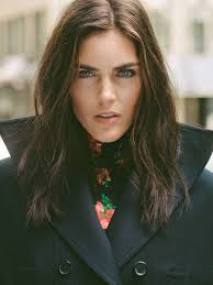 Exclusive interview with Hilary Rhoda - wtalk fashion