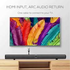 50W 100 Cm Hifi Có Thể Tháo Rời Không Dây Bluetooth Loa Soundbar 3D Vòm  Stereo Loa Siêu Trầm Cho Tivi Nhà Theatre Hệ Thống Âm Thanh thanh|