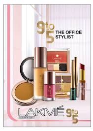 lakme 9 to 5 office stylist makeup