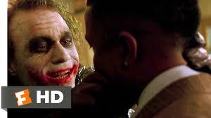 why so serious the dark knight movie clip hd