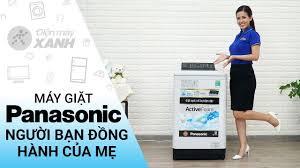 Máy giặt Panasonic NA-F100A4HRV - Điện máy XANH