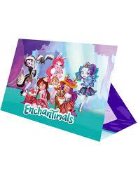 Invitaciones Enchantimals Para Fiestas Cumpleanos Y Decoraciones