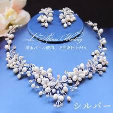 wedding wedding necklace set