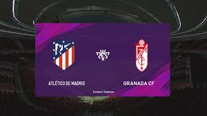 LA LIGA 20/21: ATLETICO MADRID VS GRANADA CF LIVE - YouTube