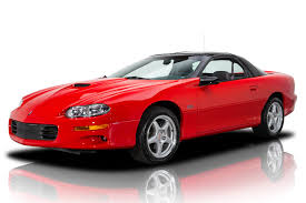 136512 1999 Chevrolet Camaro Rk Motors Classic Cars And Muscle Cars For Sale