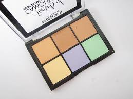 camouflage cream palette no