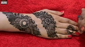most beautiful mehndi design in the world