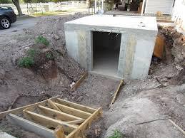 how to build a bunker survivalist