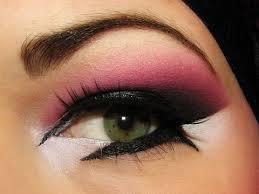 line those arab eyes arabic pink