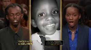 Paternity Court (Full Episode) June 17, 2020 : Dontavious Moore vs ...