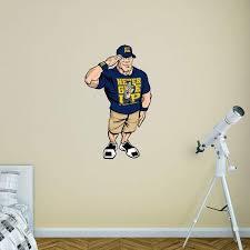 Fathead Wwe Kids John Cena Wall Decal 93 93037 Wall Decals John Cena