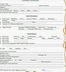 mac makeup consultation form saubhaya