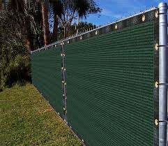 Amazon Com Ifenceview 4 X12 Green Fence Privacy Screen Fence Cover Shade Cloth Mesh Net Awning Canopy For Construction Site Yard Driveway Garden Pergolas Gazebos 165 Gsm Uv Protection Industrial Scientific