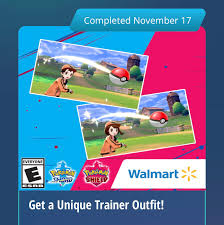 Pokemon Sword Shield *Walmart Exclusive* Trainer Outfit Mystery ...