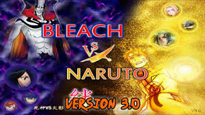 Bleach Vs Naruto 3.0 - New design, characters, maps & more! - YouTube