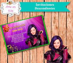 Tarjetas Invitaciones Descendientes X10u De 10x15 Cm 130 00 En