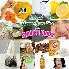 how to get rid of swollen gums 14