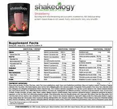 80 strawberry shakeology recipes amy