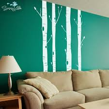Aspen Trees Vinyl Wall Decal Etsy Vinyl Wall Decals Aspen Trees Wall Decals