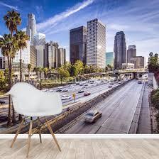 downtown la freeway wallpaper