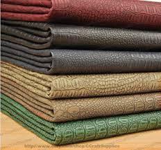 alligator embossed fabrics