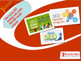 How to grow seo business with a white label seo reseller program