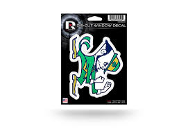 Notre Dame Fighting Irish Decal 5x5 Die Cut Bling Sports Fan Shop