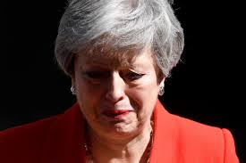 Brexit brings down May, Johnson stakes ...
