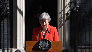 U.K.'s Theresa May Resigns ...