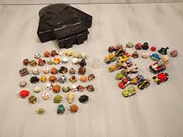 huge collection angry birds star wars telepods 47 figures w/ qr ...