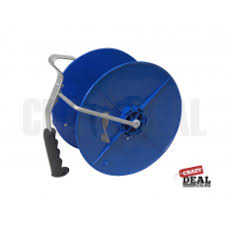 Electric Fence Reel Blue 1 1 Gear Ratio Electric Fence Fence Electricity