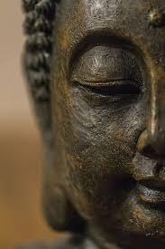 buddha head figurine statue