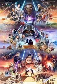 Pin by Aaron Pacheco on Star wars fan art | Star wars poster, Star wars  art, Star wars pictures