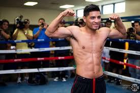 Abner Mares, Jhonny Gonzalez, Leo Santa Cruz, Victor Terrazas workout  photos & quotes - ProBoxing-Fans.com