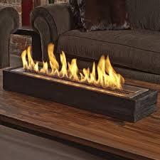 fire bowl table decoration bio ethanol