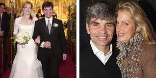 George Stephanopoulos and His Wife Ali Wentworth's Have an ...