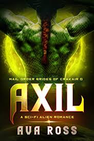 Dark Thoughts: Review: Axil by Ava Ross
