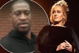 Adele breaks silence on George Floyd's death with emotional post ...