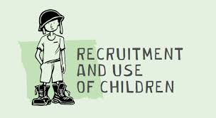 child recruitment and use united nations office of the special